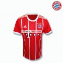 Bayern Munchen Home Football Shirt 2017-2018