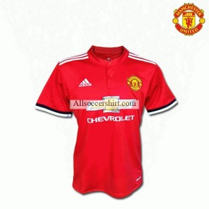 Man Red Home football shirt 2017-2018