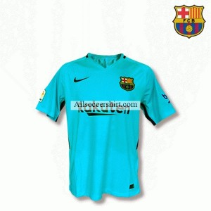 Barcelona Away football shirt 2017-2018