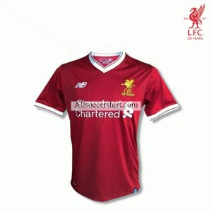 Merseyside Red Home football shirt 2017-2018