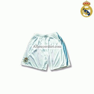 Real Madrid Home Football Short 2017-2018